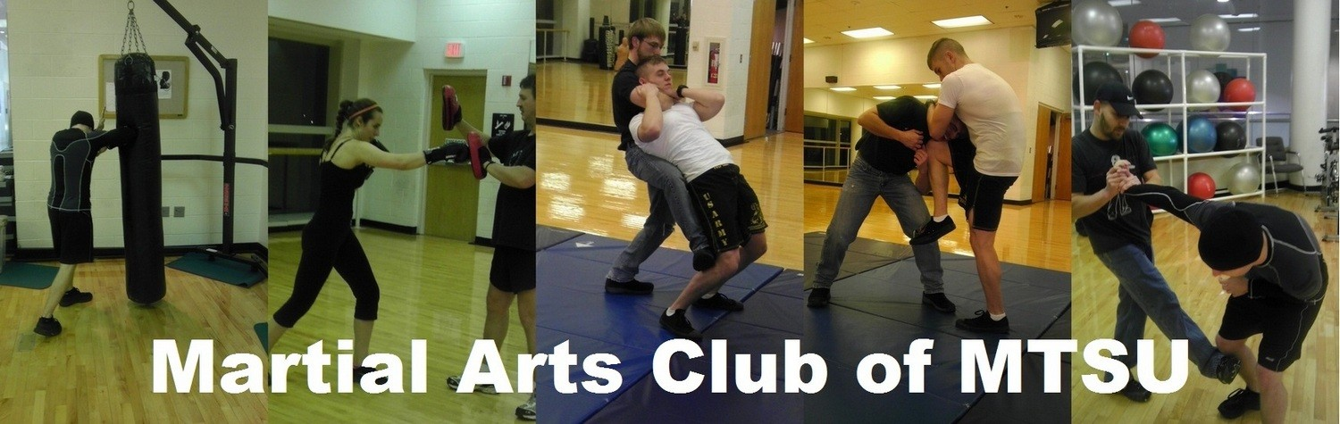 Martial Arts Club of MTSU